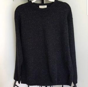 VTG J. Crew Shetland Wool Sweater